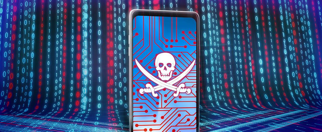 netyard edv Düsseldorf Handy Virus